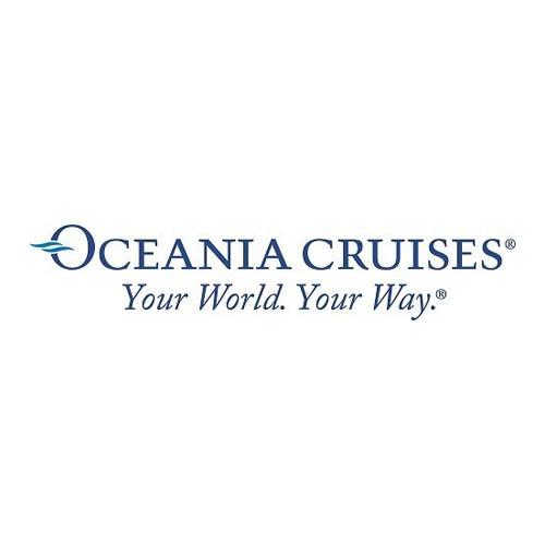 Oceania Cruises Partner Microsite